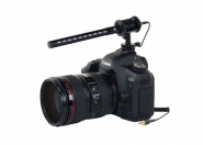 Que DSLR-Video PRO Microphone Kit